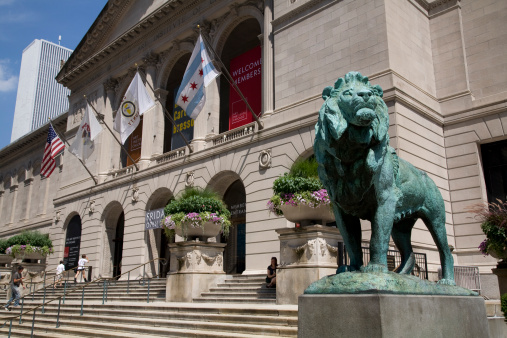 Art World Abstracts: Art Institute Is the 'Best Museum on Earth,' and More!