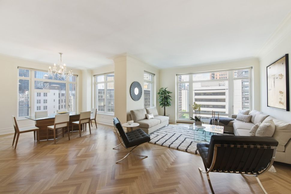 Tower Unit at 15 CPW Asking $9.99M, Nearly Three Times Purchase Price, Sells