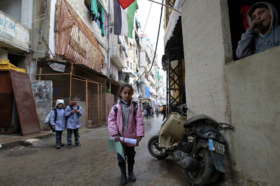 Palestinians' Oppression Comes from within the Family