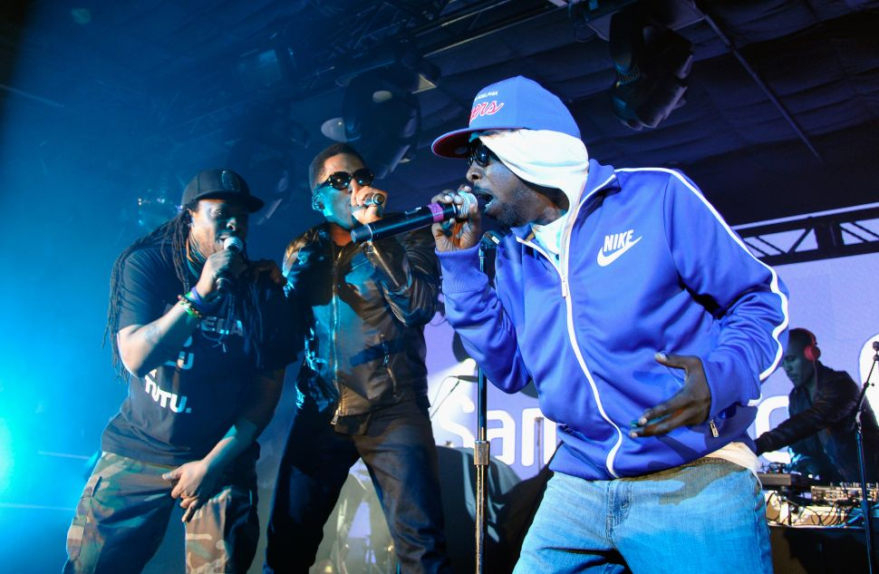 Phife Dawg's Mother: A Tribe Called Quest's 'SNL' Performance 'Broke Me Down'