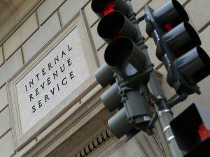 The Internal Revenue Service Building (Photo by Win McNamee/Getty Images)