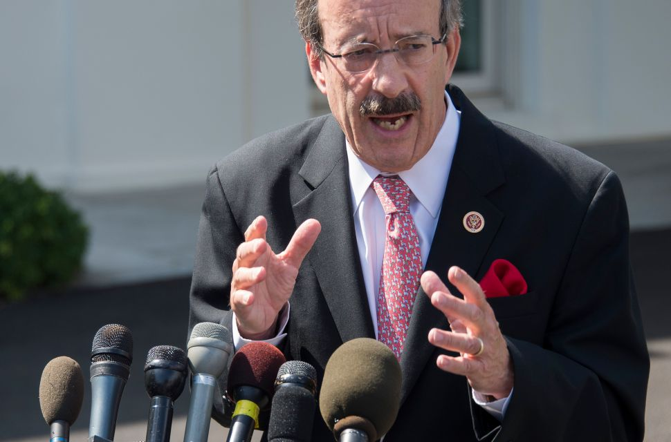 'Who Knows?': Eliot Engel Frets About ISIS Overrunning Syrian Opposition