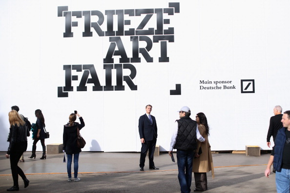 Museums Are Slaves to Collectors, Go Crazy At Frieze Since the Pound Sucks…And More