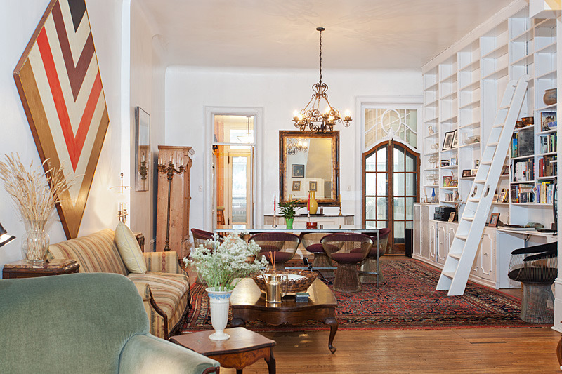 Renaissance on the River: Massive UWS Townhouse Goes for $5.58M