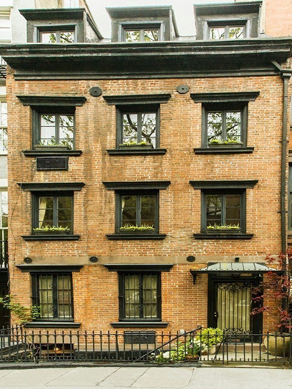 Tuscany? There's Nothing to Rent There: Italian-themed Townhouse Sells for $4.975M