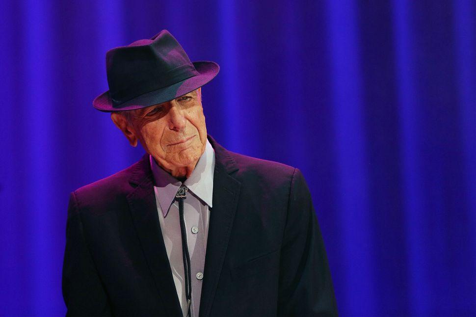 Leonard Cohen Turns 80