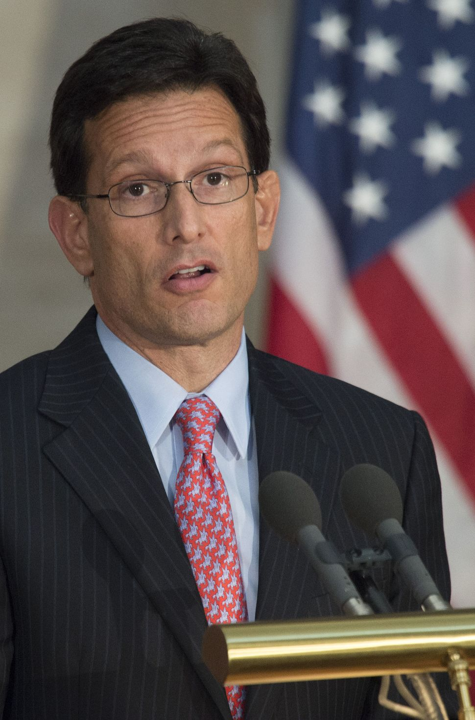 Eric Cantor Subpoenaed in Israel-China Terror Finance Suit
