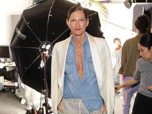 Jenna Lyons at J. Crew