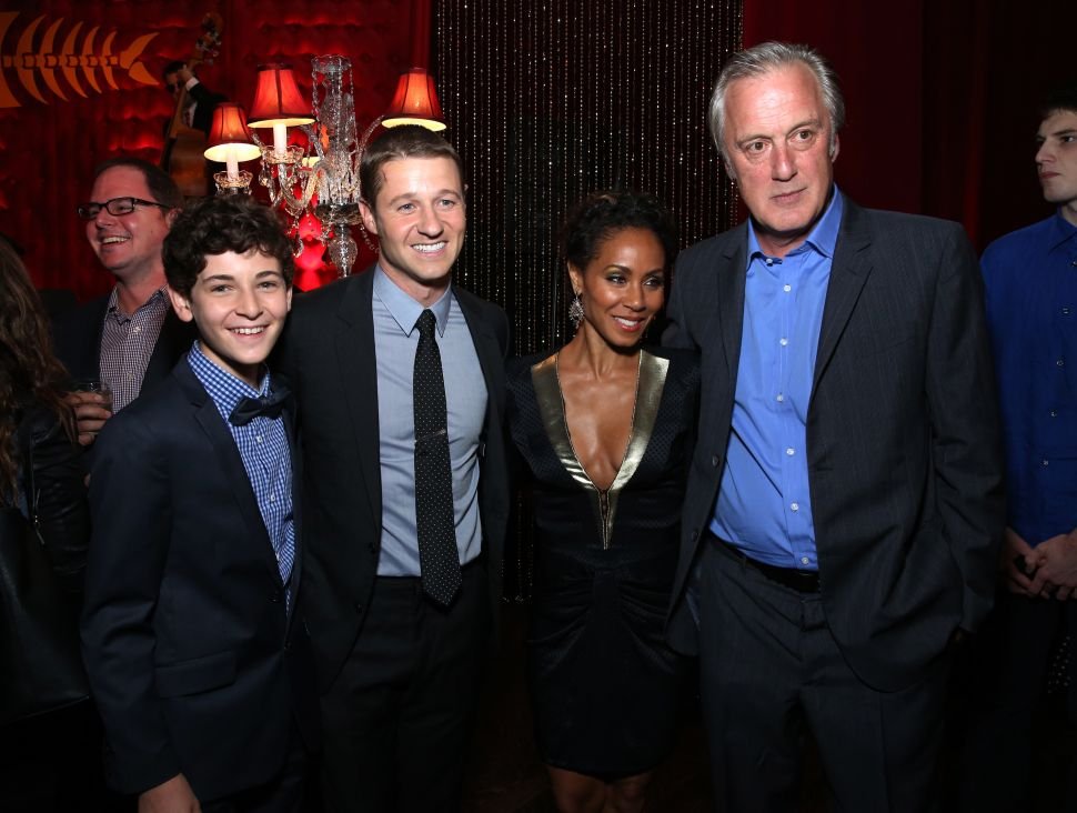 'Gotham' Premiere Party: Talking With the Creators and Cast
