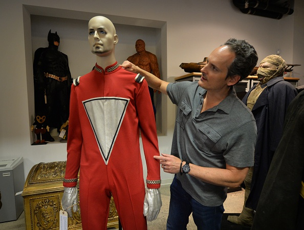 Robin Williams' 'Mork' Spacesuit, Ricardo Montalban's 'Khan' Tunic Head to Auction
