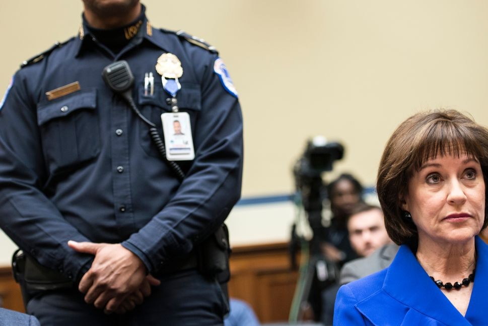 Will Orange Be the New Black for IRS Chief Lois Lerner?