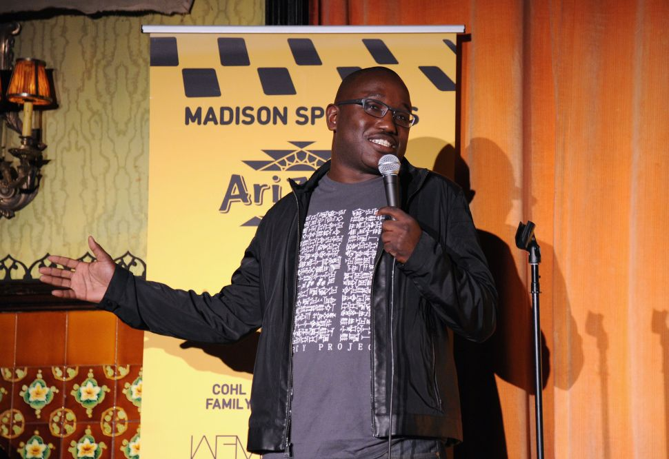 Hannibal Buress Opens Up About Comedy, 'Breaking Out,' and His Problem With Ninjas