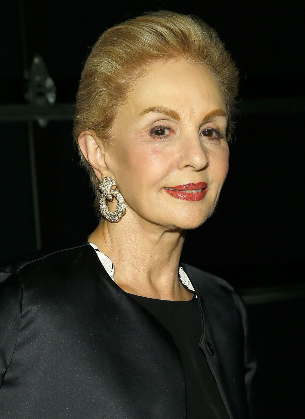 Carolina Herrera Finds New Yorkers' Style 'Horrendous'
