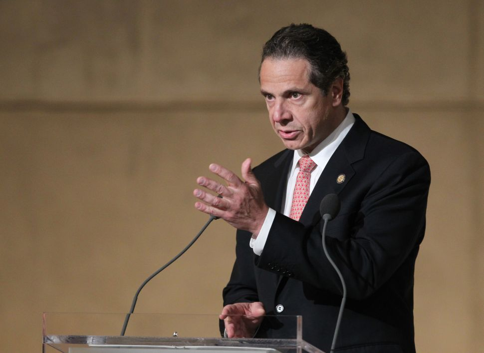 Cuomo Calls For A 'Faith-Based Office' in State Government