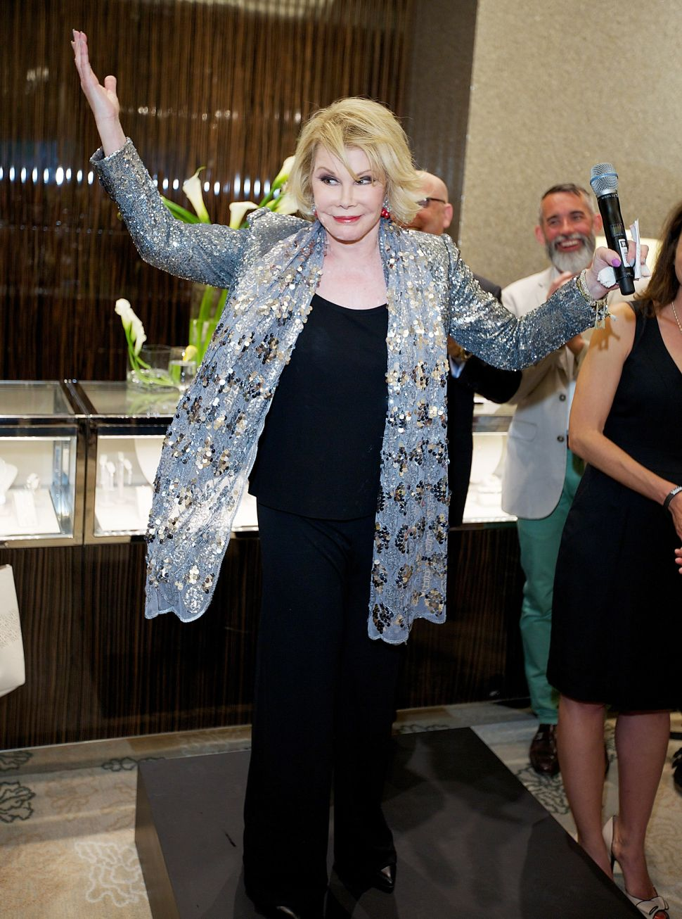 Thank You, Joan Rivers, for Proving Women and Gay Men Like Comedy, Too