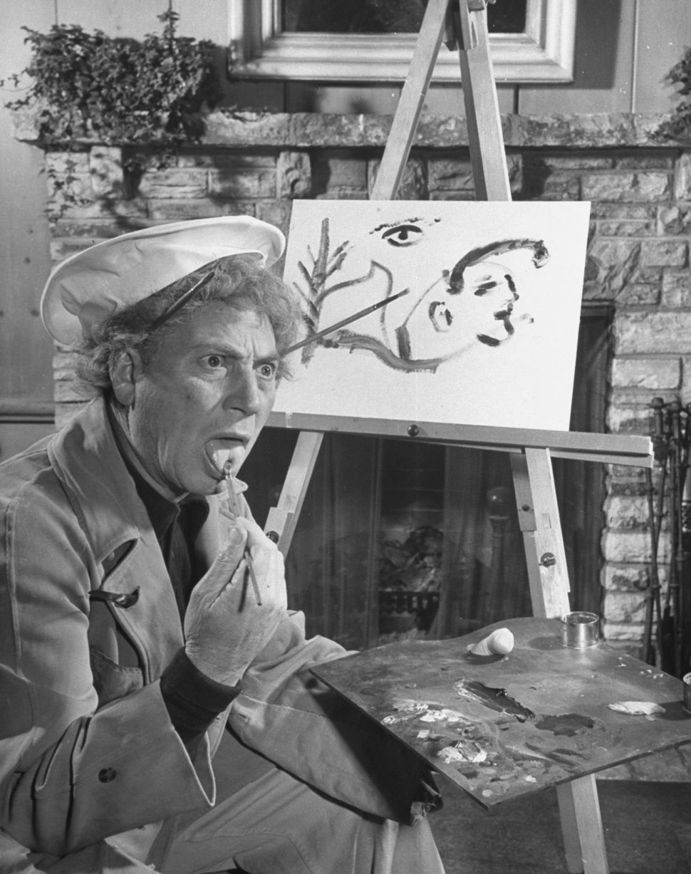 Art World Abstracts: Tate Museums Host Harpo Marx and Homeless Guys, And More!