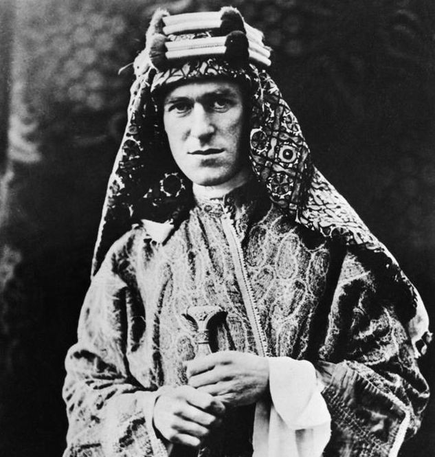 Breaking: 'Lawrence of Arabia' Map Pulled from Sotheby's Auction