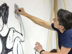 Alison Bechdel, a winner of the 2014 MacArthur Genius Grant. (Courtesy MacArthur Foundation).