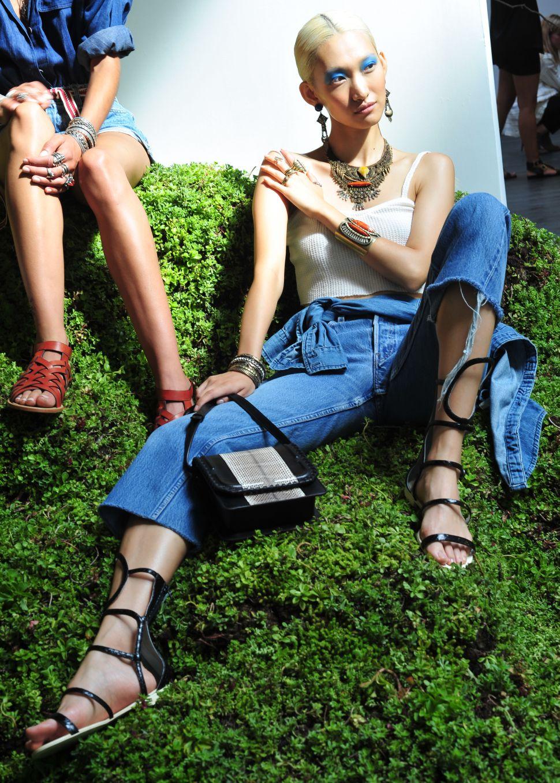 Fashion Week Observed: Day One