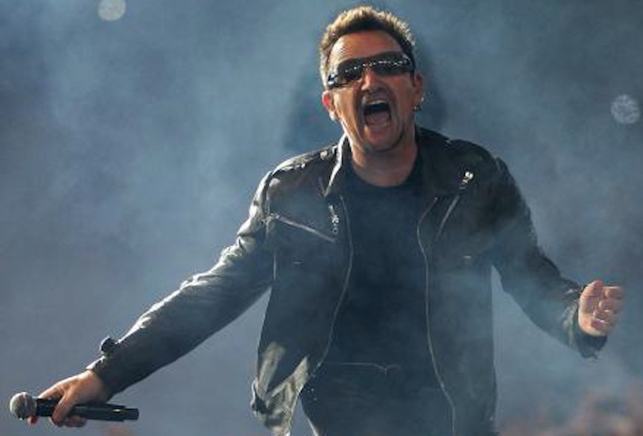 Bono's Investment in Facebook Made Him the World's Richest Pop Star