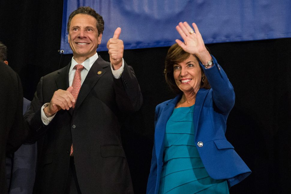 Gov. Andrew Cuomo Must Actually Campaign This Time