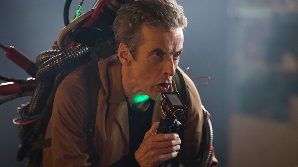 'Doctor Who' 8×6: There's Been a Spillage