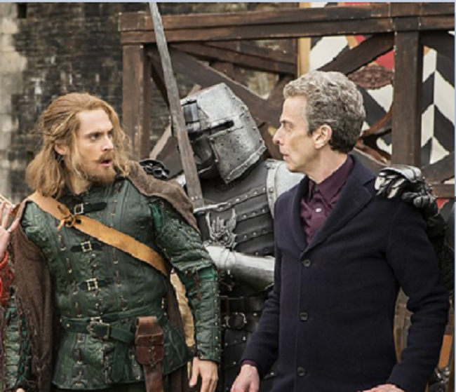 'Doctor Who' Recap 8×3: Imaginary Gardens, Real Toads