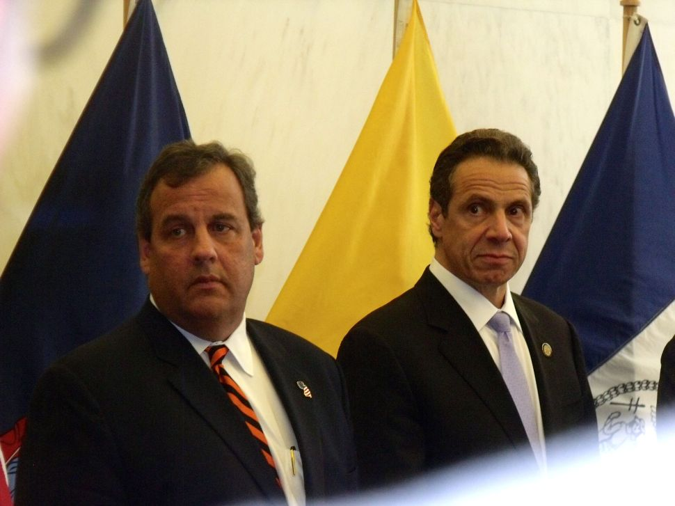 Andrew Cuomo Now Says He Can't Remember How He Learned About Bridgegate