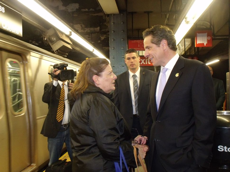 Cuomo: 'No Specific Credible Threats' to Subway System