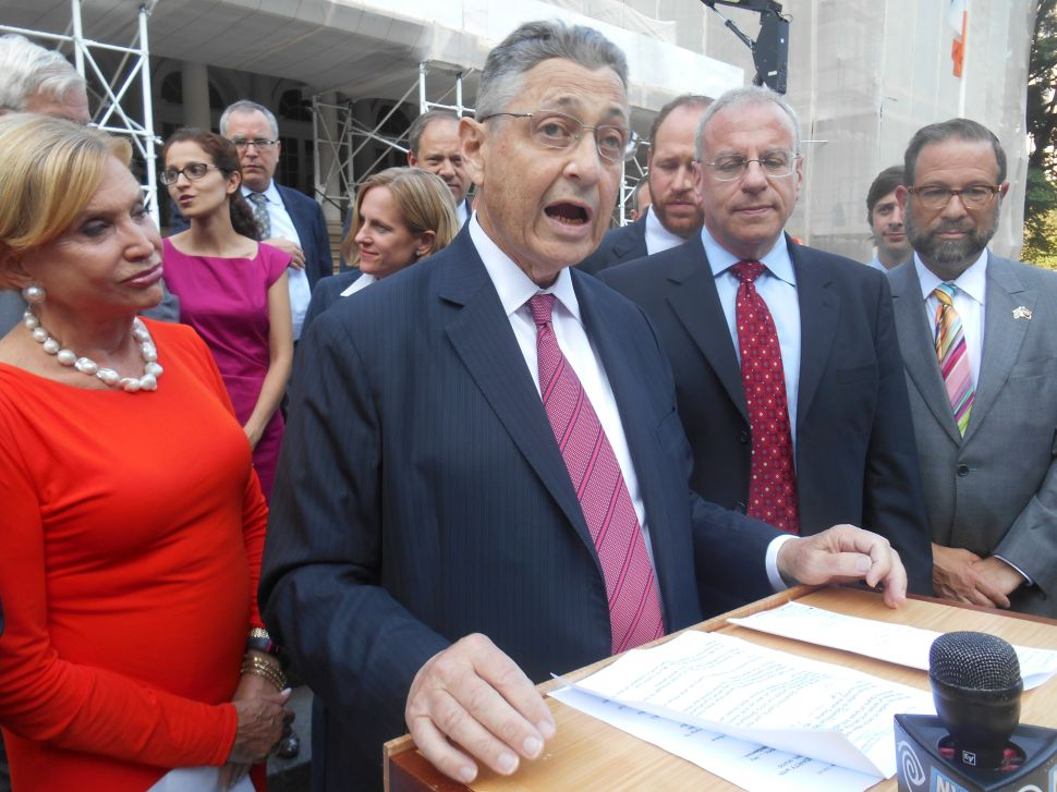 Assembly Speaker Sheldon Silver Faces Arrest on Corruption Charges: Report