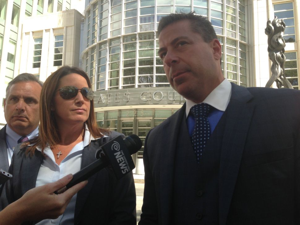 Diana Durand Sentenced to Prison for Illegal Contributions to Michael Grimm