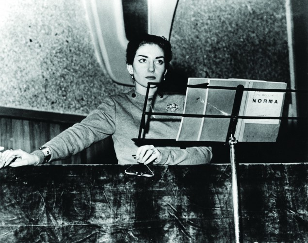 A New Boxed Set of Maria Callas Recordings Does Justice to the Opera Legend
