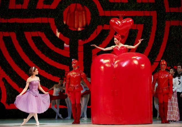 Christopher Wheeldon's Take on 'Wonderland' Finds Alice Lost in Love