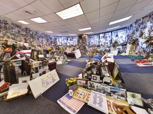 The Family Room at 1 Liberty Plaza. (Photo: Lower Manhattan Development Corporation)