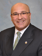 Felice was first elected in 2010.