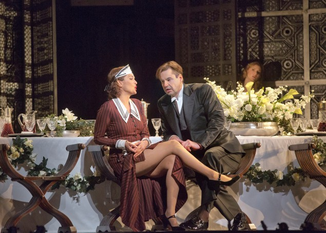 James Levine's 'Figaro' and The Met's Opening Night Make For a Bad Marriage