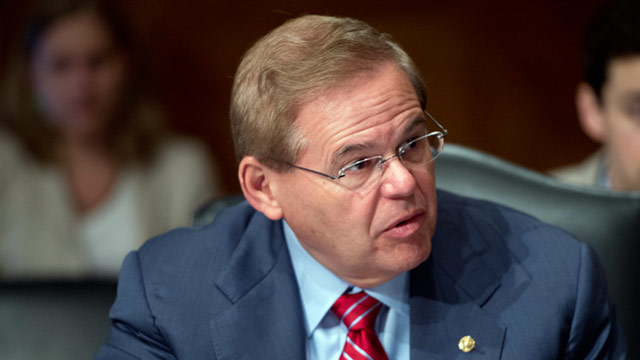 Judge Strikes Down Four Bribery Counts in Menendez Case