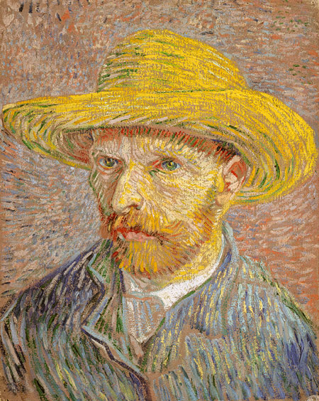 Art World Abstracts: A Vincent van Gogh Musical Extravaganza, and More!