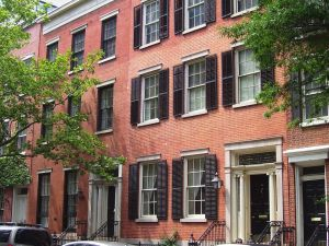 The Charlton-King Vandam historic district in Greenwich Village. (Wiki)