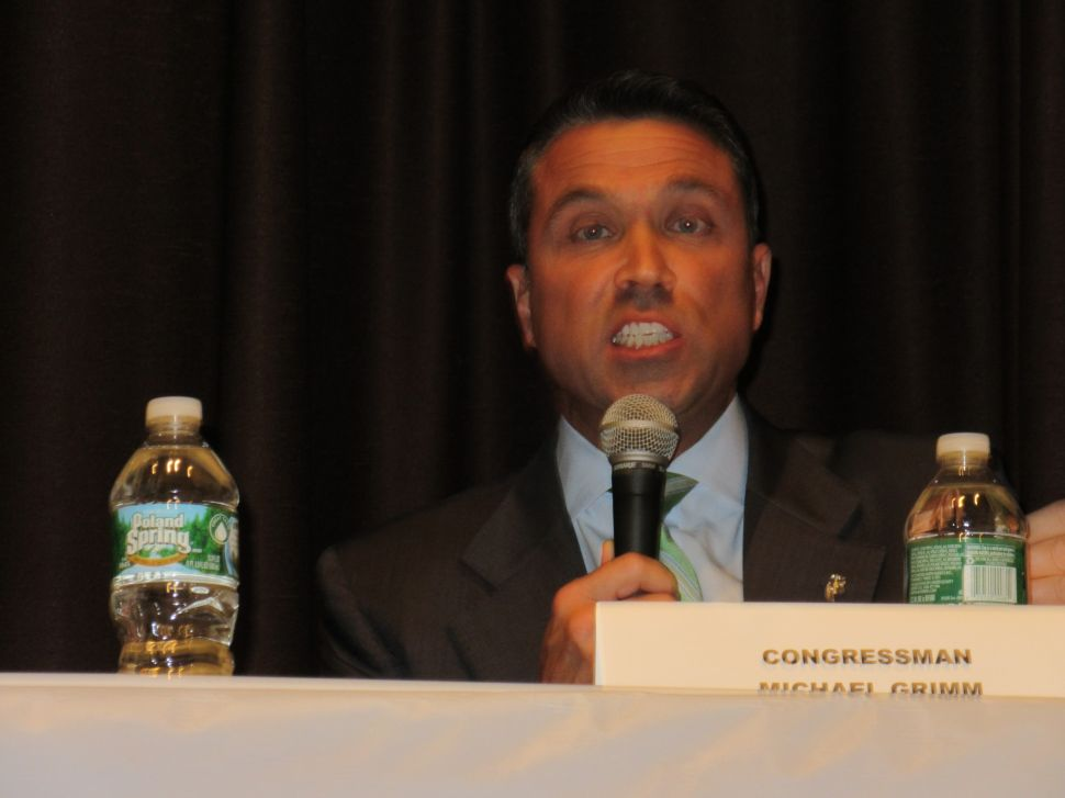 Michael Grimm: 'I've Moved Mountains'