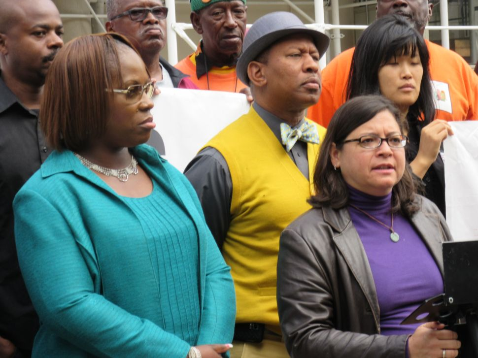 City Council Bashes Cop Unions for Stop-and-Frisk Appeal