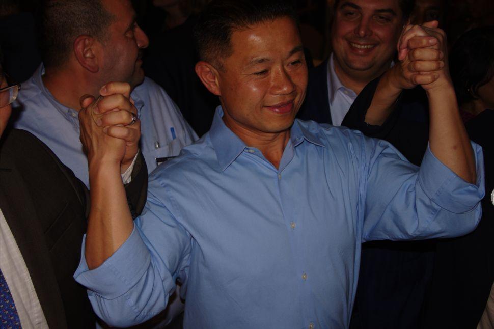 Avella Declares Victory as Liu Refuses to Concede