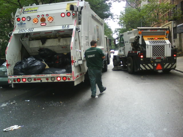 On the Market: How to Make Enemies and Friends of Garbagemen, Neighbors and Commuters