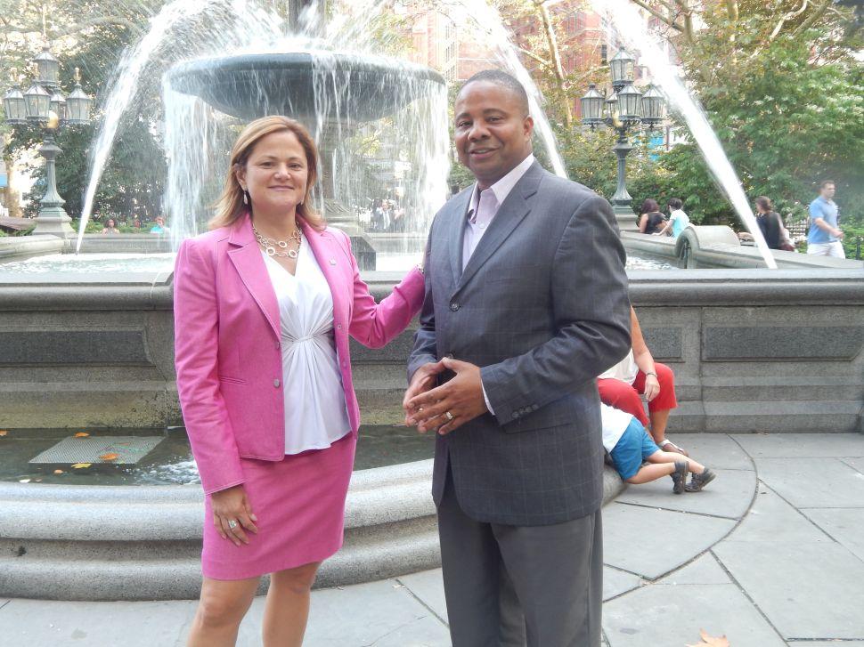 Mark-Viverito Bucks de Blasio to Back Hamilton for State Senate