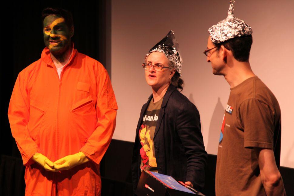 Brain Jam Gets Its Geek on in Gowanus