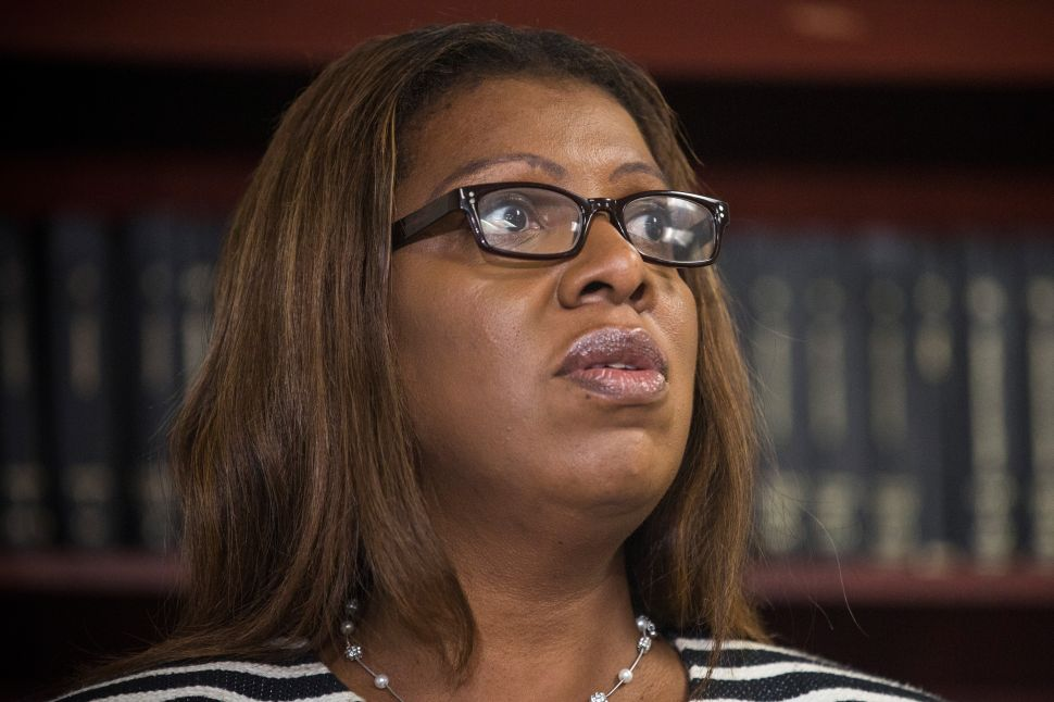 Letitia James: Every New Yorker Should Have 'A Safe and Secure Pension by 2030'