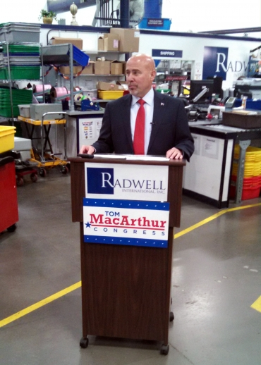 MacArthur secures seats on House Armed Services, Natural Resources committees