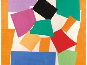 Henri Matisse, The Snail, 1953 (Courtesy Tate Modern)