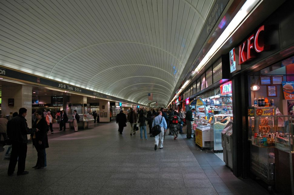 In Debate Over Penn Station Restaurants, a Reflection of City's Transformation