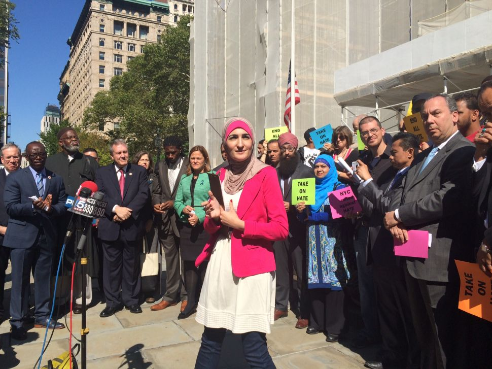 NYC Rallies Against $100K Anti-Islam Ad Campaign